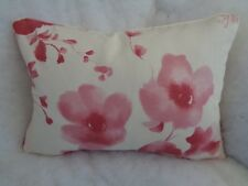"""Mandarin Fleurs par Arthur Sanderson Coussin Rectangulaire 50.8cm X 14 """"( 51 Cm"""