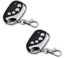 2 Télécommandes universelle pr SOMFY, STARTEC, Porte de Garage /Portail / Alarme