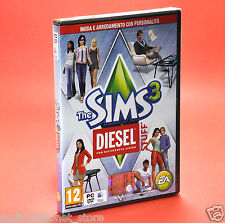 The Sims 3 Diesel Stuff PC Electronic Arts