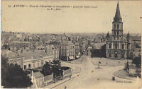 49 - cpa - ANGERS - Place de l'Académie