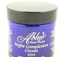 Abluo Night Complexion Cream 60ml-For Dry/Stressed Skin