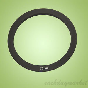 72mm Adapter Ring Connector fits for Cokin P Series filter holder & camera Lens