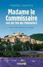Madame le Commissaire und der Tod des Polizeichefs von Pierre Martin, UNGELESEN