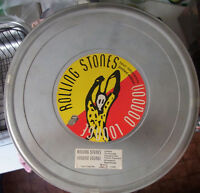THE ROLLING STONES Voodoo Lounge limited, numbered Tin Can Box Set Shirt Watch +