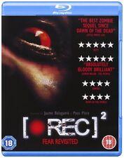 Rec2 Blu-Ray (UK Region B) Alejandro Casaseca, Manuela Velasco, Jonathan Mellor