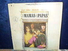 Mamas And The Papas LP Cass John Michelle Dennie Vinyl VG Cover G - Take A Look!