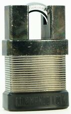 IC3 TACTICAL PADLOCK WITH REMOVABLE SHACKLE GUARD