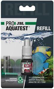 JBL ProAqua Test Kit GH Refill General Hardness (dGH) total Freshwater aquarium