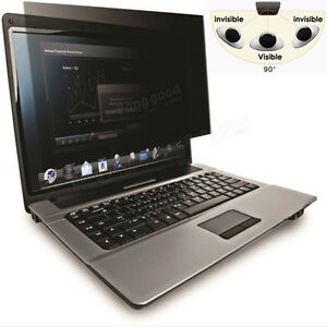 """Privacy Screen Filter Anti-Glare Protector Film for 12"""" 13"""" 14"""" Laptop Computer"""