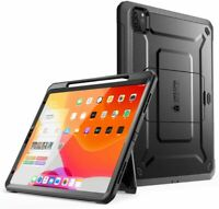 """For iPad Pro 11"""" / iPad Pro 12.9"""" 2020 SUPCASE Full Case Cover+Pen Holder Screen"""