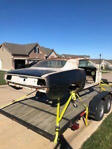 1970 Plymouth Barracuda project