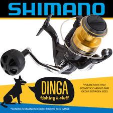 Shimano Socorro SW 10000 Spinning Fishing Reel Tackle World