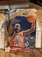 1994-95 Upper Deck Choice Gold Signature Michael Jordan #183 RARE!!! L@@K!!!