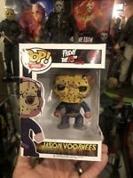 Custom jason Voorhees Funko Pop Friday The 13th And Box