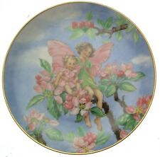 Heinrich Flower Fairies Plate The Apple Blossom Fairy Plate CP985