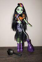 Monster High doll Casta Fierce The Daughter of Circe brims Mattel