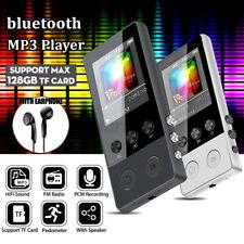 bluetooth Mp3 Music Player Hi-Fi Lossless Sound Portable Fm Radio Voice Tf I