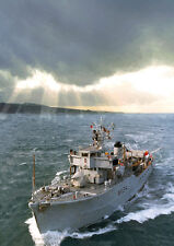 HMS CRICHTON - HAND FINISHED, LIMITED EDITION (25)