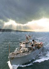 HMS Crichton-mano acabado, Edición Limitada (25)