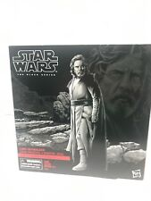 "Star Wars Black Series: Luke Skywalker The Last Jedi Ahch-to-Island w/Base (6"")"