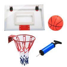 Mini Basketballkorb Basketball Set Zimmer Basketballboard Korb Ballpumpe