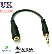 XBOX ONE Replacement Chat Adapter Cable for TURTLE BEACH & ASTRA Gaming Headsets