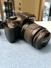 Canon EOS 1100D / EOS Rebel T3 12.2MP Digitalkamera Kit mit EF-S 18-55mm