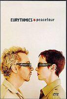 DVD  Eurythmics – Peacetour Annie Lennox Dave Stewart Eu 2000 Sealed