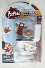 Poopeez Toilet Launcher Playset Squishy Collectible Toy Basic Fun 2017