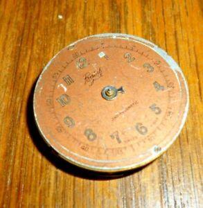 Men's 1950s Vintage Basis Sport  Telemetre Watch Movement Spares Or Repair