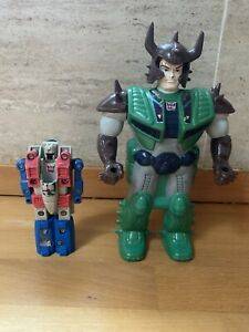 G1 transformer STARSCREAM PRETENDERS ACTION FIGURE original 1989
