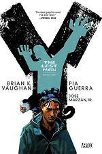Y: THE LAST MAN BOOK ONE (1) TPB Vertigo Comics Collect 1-10 TP Brian K Vaughan