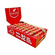 Boîte 32 bâtons Côte d'Or lait