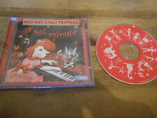 CD Rock Red Hot Chili Peppers - One Hot Minute (13 Song) WARNER BROS jc vg