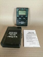 Aria Digital Auto guitar Tuner tg-110