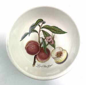 Portmeirion Pomona Brittanica 1818 Dessert Cereal Bowl Grim woods Royal Pear