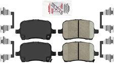 Disc Brake Pad Set-Rear Disc Front Autopartsource PRC1028