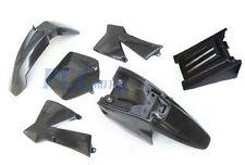 KTM50 SX 50 JUNIOR 50CC SX FENDER PLASTIC KIT 2002-2008 KTM BLACK 9 PS41