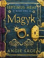 Magyk (septimus Heap, Book 1): By Angie Sage