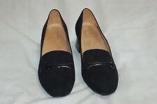 Naturalizer Black New Shoes Fabric Upper Cushioned Insole Size US 9.5 W