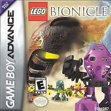 ***LEGO BIONICLE GAME BOY ADVANCE GBA COSMETIC WEAR~~~