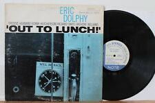 """Eric Dolphy LP """"Out To Lunch"""" ~ Blue Note 84163 ~ 1966 Liberty ~ CLEAN"""