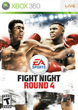 Fight Night Round 4 Xbox 360 New Xbox 360