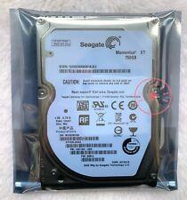 "2.5"" Momentus XT 750GB 7200RPM (ST750LX003) SATA3 Laptop SSHD (Solid Hybrid HHD)"