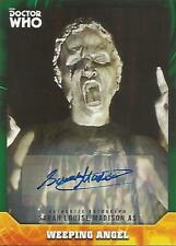 "Doctor Who Signature Series: S L Madison ""Weeping Angel"" Autograph Card #41/50"