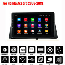 10.1'' Touch Screen Android 9.1 Car MP5 GPS Mirror Link For Honda Accord 08-13