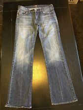 7 for all mankind Squiggle Pocket Bootcut Jeans 29