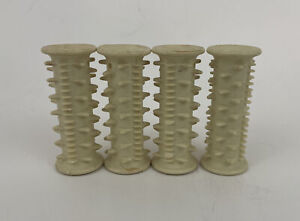 ConAir Curl Dazzler Model HS-2 Set 4 Replacement Part Small Hot Rollers Curlers