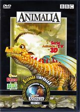 *BBC Animalia Gran Exito en Animal Planet Segunda Temporada Vol. 1 (DVD)