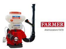 ATOMIZZATORE A SPALLA FARMER FA70 42.5CC 2.1KW 2.8HP 11KG 2T SERBATOIO 14 LITRI